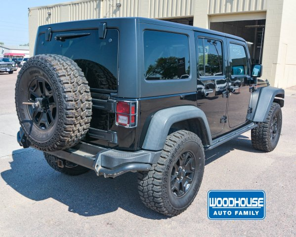 Pre-Owned 2013 Jeep Wrangler Unlimited Moab