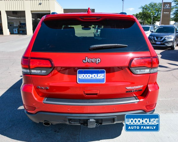 Certified Pre-Owned 2017 Jeep Grand Cherokee Trailhawk