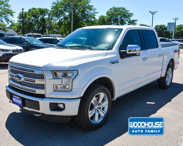 Pre-Owned 2016 Ford F-150 Fx4 Sb