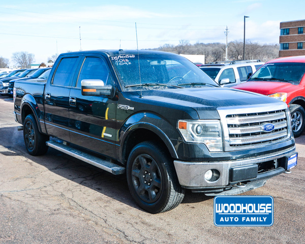 Pre-Owned 2013 Ford F-150 SCREW 4X4 Fx4 SB