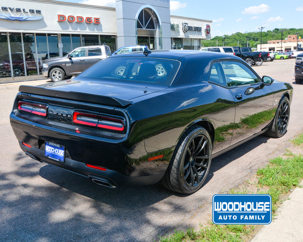 New 2019 DODGE Challenger Rt Scat Pack