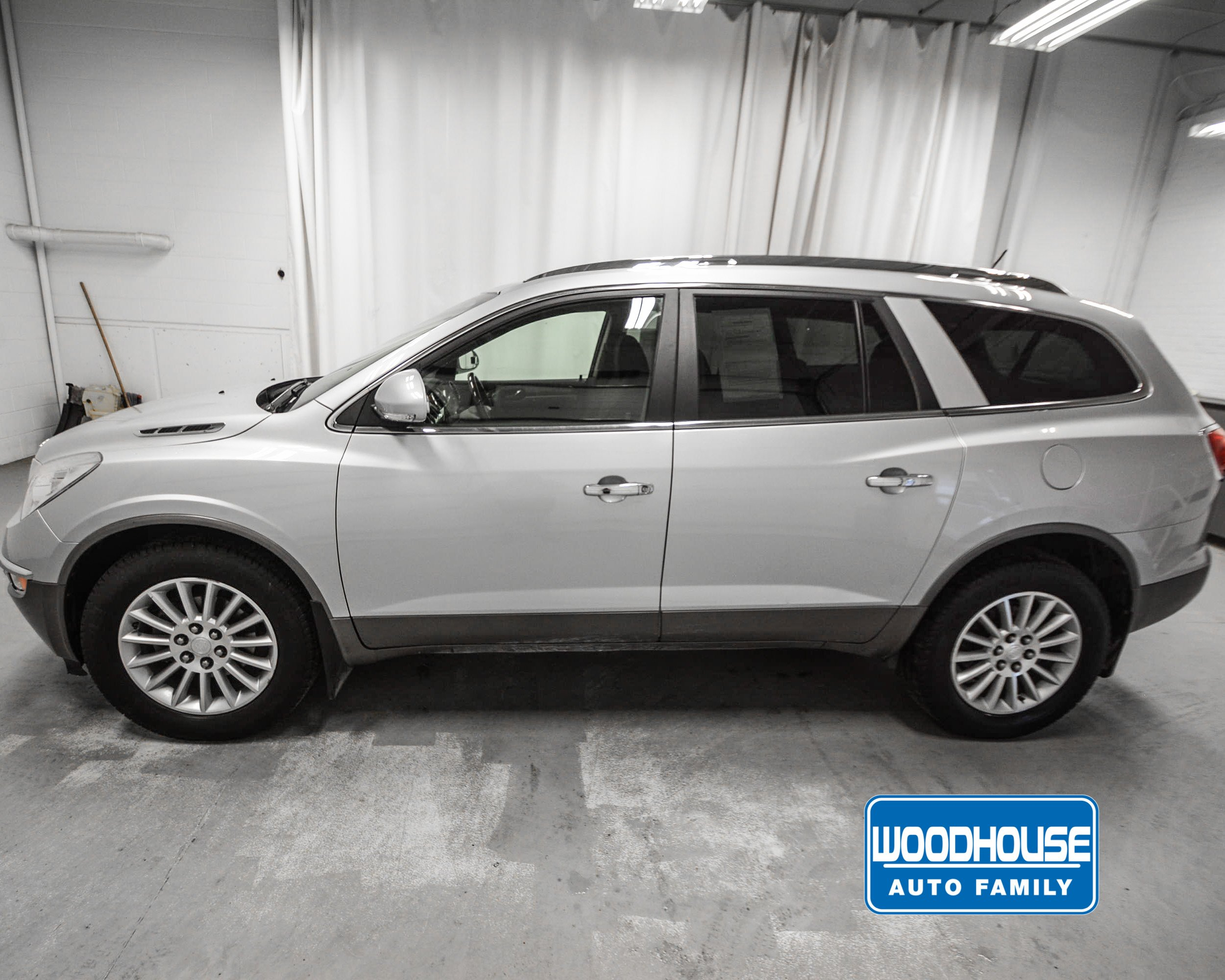 Pre-Owned 2012 Buick Enclave Base