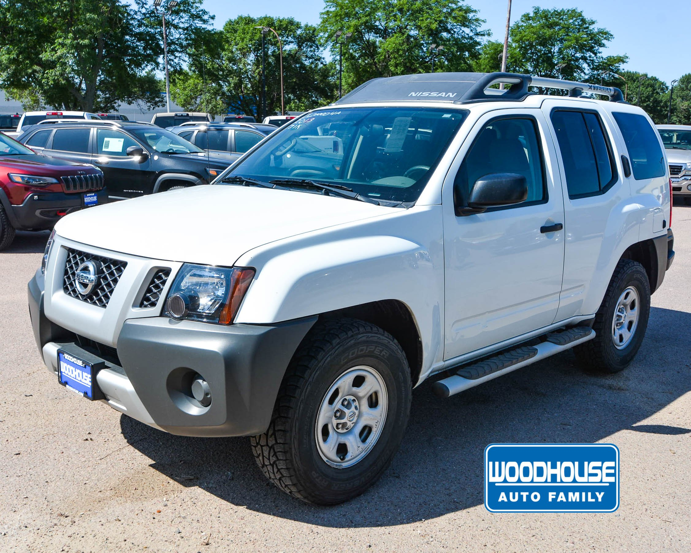 Pre-Owned 2013 Nissan Xterra X