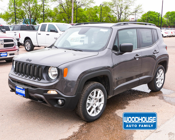 NEW 2018 JEEP RENEGADE UPLAND 4X4