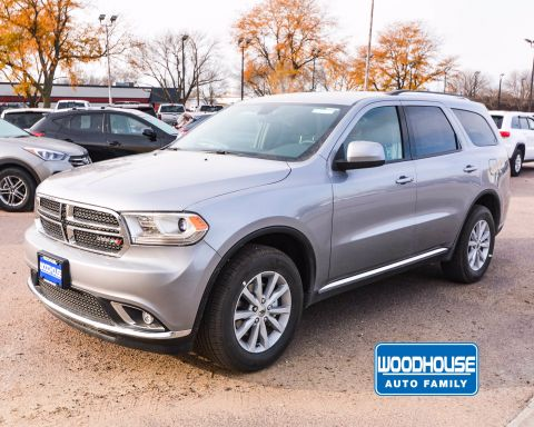 2020 DODGE Durango SXT Plus