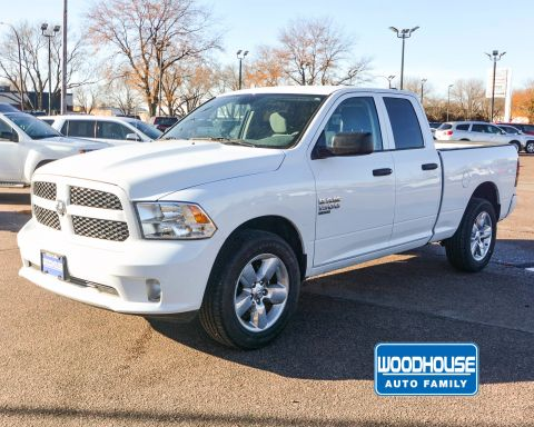 Certified Pre-Owned 2019 Ram 1500 Classic Express 4WD