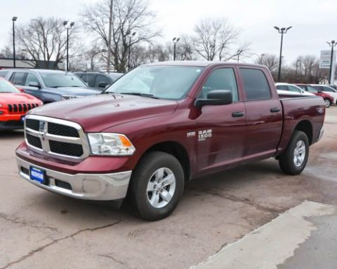 Certified Pre-Owned 2019 Ram 1500 Classic Tradesman 4WD