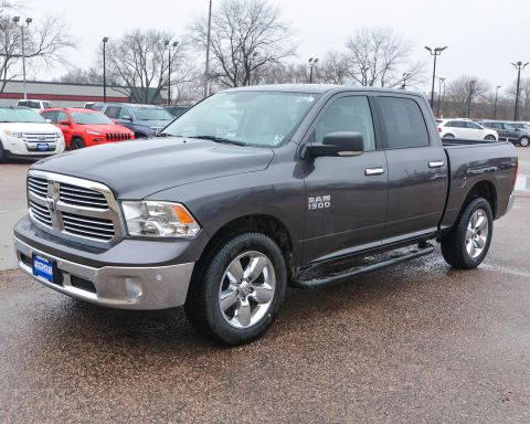 Certified Pre-Owned 2017 Ram 1500 Big Horn 4WD