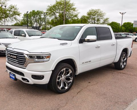 New 2020 RAM All-New 1500 Longhorn With Navigation