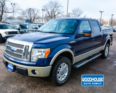 Pre-Owned 2010 Ford F-150 Lariat Sb