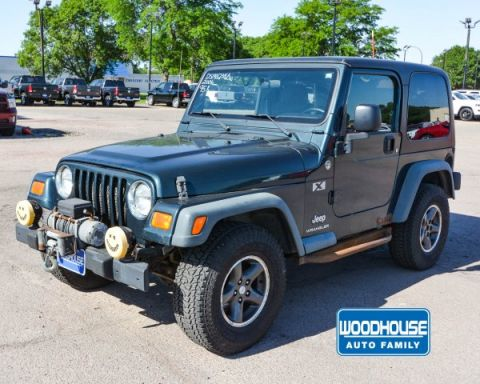 Pre-Owned 2006 Jeep Wrangler X