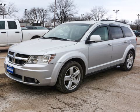 Pre-Owned 2010 Dodge Journey SXT AWD
