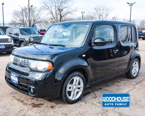 Pre-Owned 2009 Nissan Cube SL