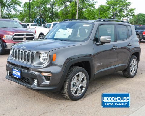 New 2019 JEEP Renegade Limited 4x4